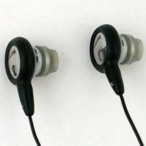 Philips HE591 Surround Sound Earbuds