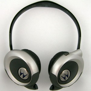 Motorola HT280 Bluetooth Wireless Stereo Headphones