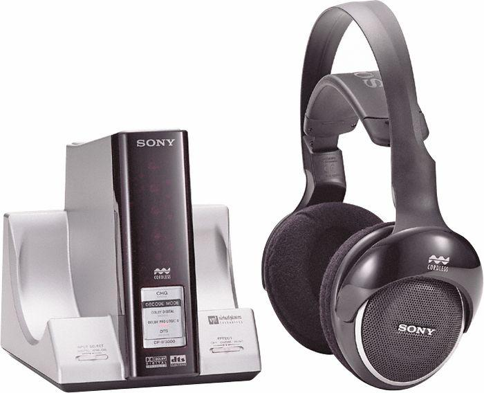 Sony MDR-DS3000 Wireless Headphones