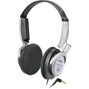 Sony MDR-NC6 Noise Cancelling Headphones