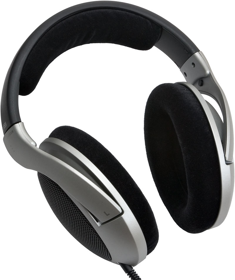 Sennheiser HD 555 Headphones
